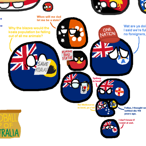 Note that Queensland has the one nation cap on