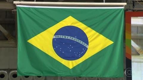 Rio 2016™ Brazilian Anthem Hino Nacional Brasileiro HD