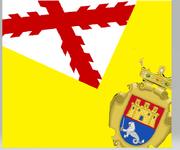 Bandeira de lousiana espanhol