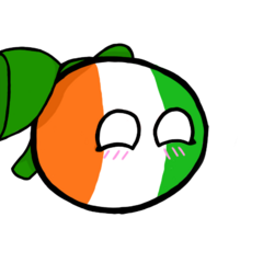 Irelandball by RudyPudel