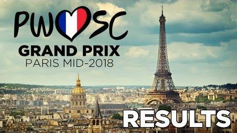 2nd PWSC Grand Prix Results Video