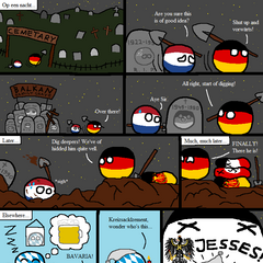 Germany and The Netherlands go out marauding (<a class=