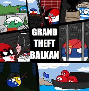 GTA Balkan