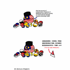 Singaporean Independence