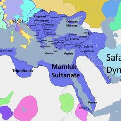 A visualisation of the Ottoman Empire's conquests