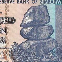 Zimbabweball was rich