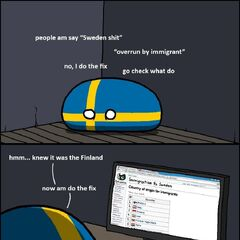 credit from Polandball