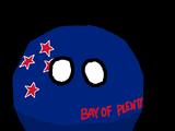 Bay of Plentyball