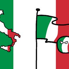 Глина Италии