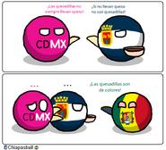 Chiapasball - CDMXball - Nayaritball