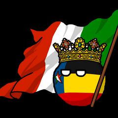 Antonio12ITA con la bandera de <a href=