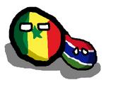 Senegambia Confederationball