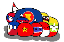 All Countries from ASEAN
