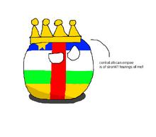 Centralafricanempireball