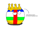 Central African Empireball