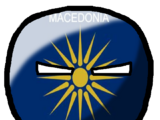 Greek region of Macedoniaball