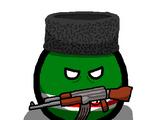 Chechen Republic of Ichkeriaball