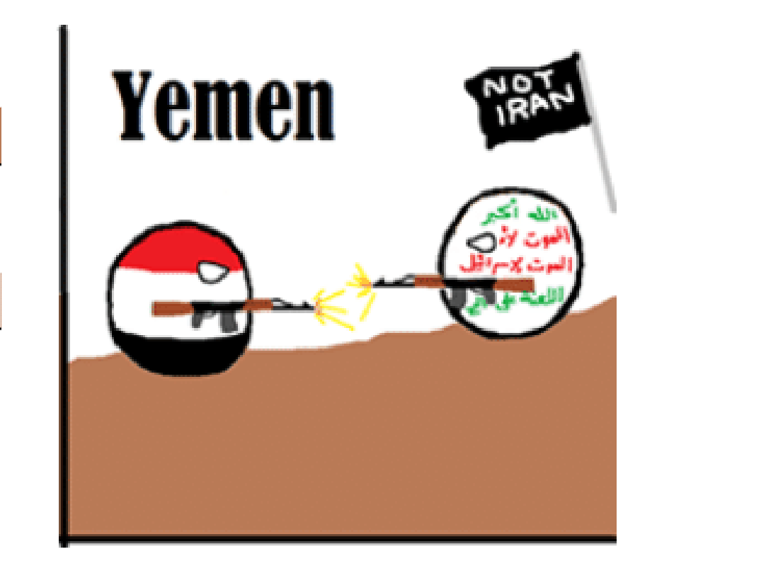 Yemeni Civil War (2015-present) | Polandball Wiki | FANDOM powered
