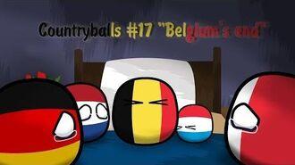 """Countryballs №17 """"Belgium's end"""""""