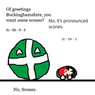 Scones Vs. Scones