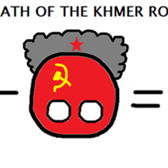 Death of Khmer Rougeball
