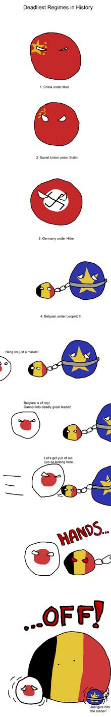 Deadliest Regimes