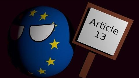 If article 13 passes..