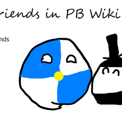 My first friends in this wiki, by me