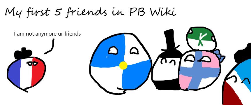 My first friends