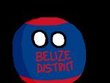 Belize Districtball