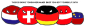 Polandball Germanic