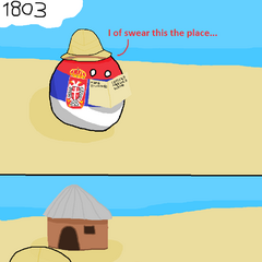 Serbia's mentor