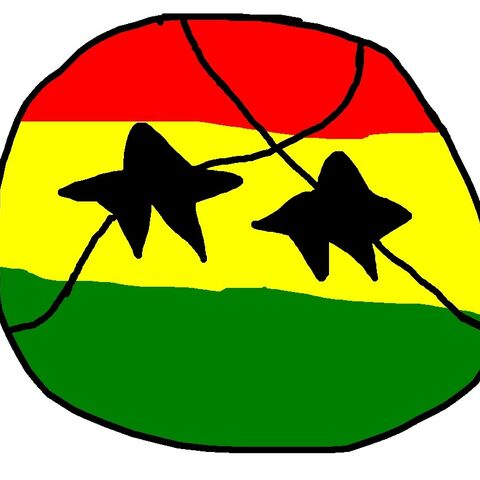 Union of African Statesball from 1958-1961