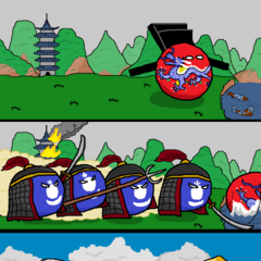 Los mongoles conquistaron todo... excepto el Antiguo Japón.
