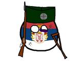 Kingdom of Serbiaball