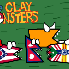 AAAAA!!! Clay Monsters