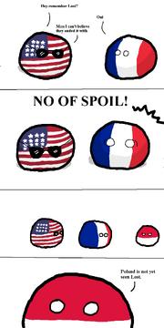 Polen is not yet lost