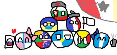 My family of kalimantanball