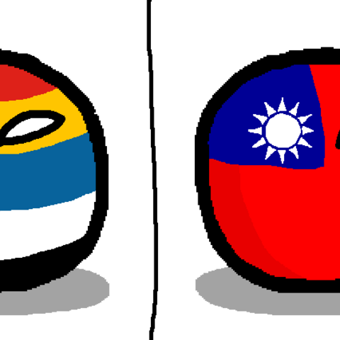 Republica de Chinaball antes y después