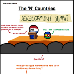 Adventures of the N countries