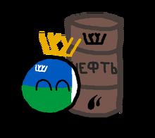 Khanty-Mansi-oil