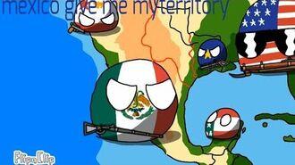 HISTORIA MEXICO COUNTRYBALLS