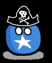 Somali Piratesball