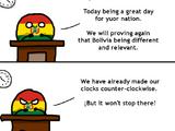 2019 Bolivian Protests