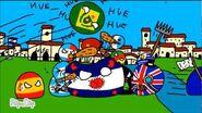 HISTORIA ARGENTINA COUNTRYBALLS
