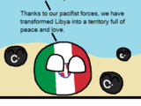 Pacification of Libya
