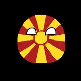 North Macedoniaball
