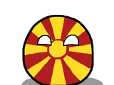 North Macedoniaball