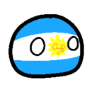 Argentinaball by Mexi mod
