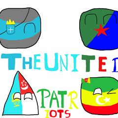 thumb|THE UNITED patriots group art